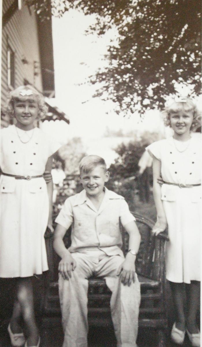 Doris, Doloris & Jack