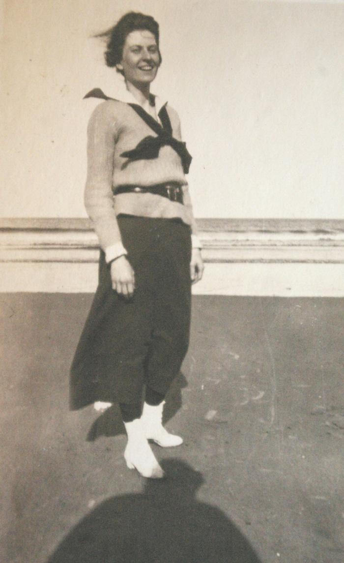 Margaret Kirk Warner